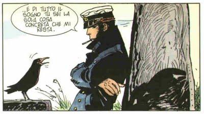 corto maltese corbeau