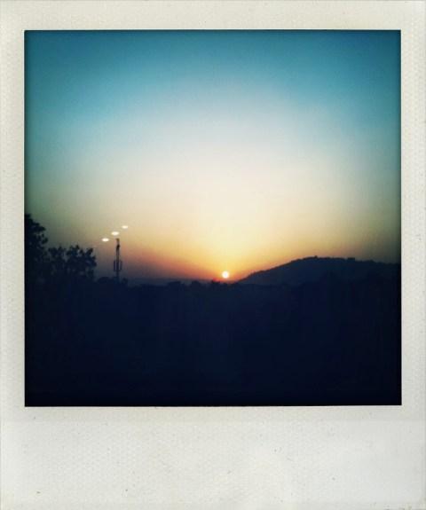 coucher de soleil Bamako1