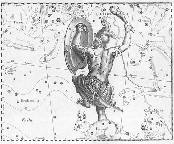 Αστερισμός του Ωρίωνα