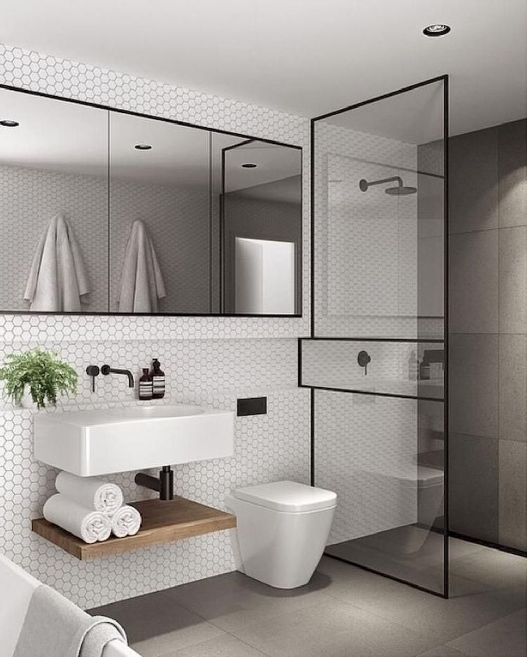 41 Stylish Small Master Bathroom Remodel Design Ideas Homystyle