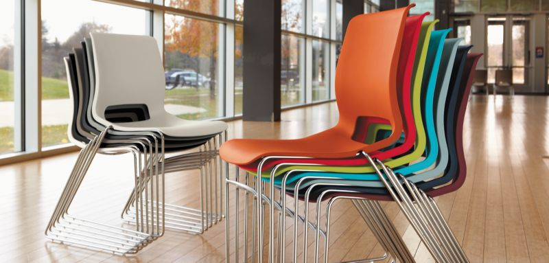 Stacking Nesting Chairs Hon Office Furniture