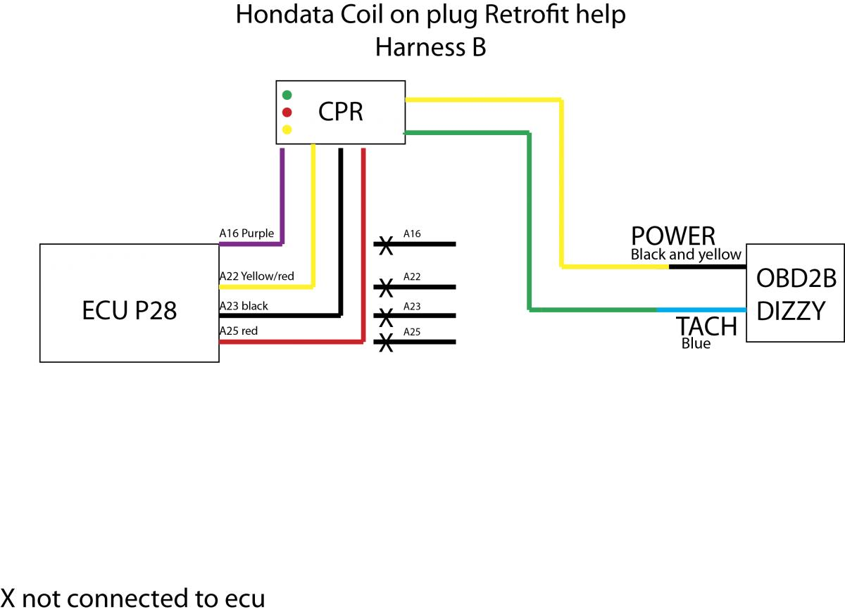 hondata s300 wiring harness diagram