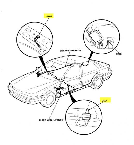 2002 honda accord fuse box locations