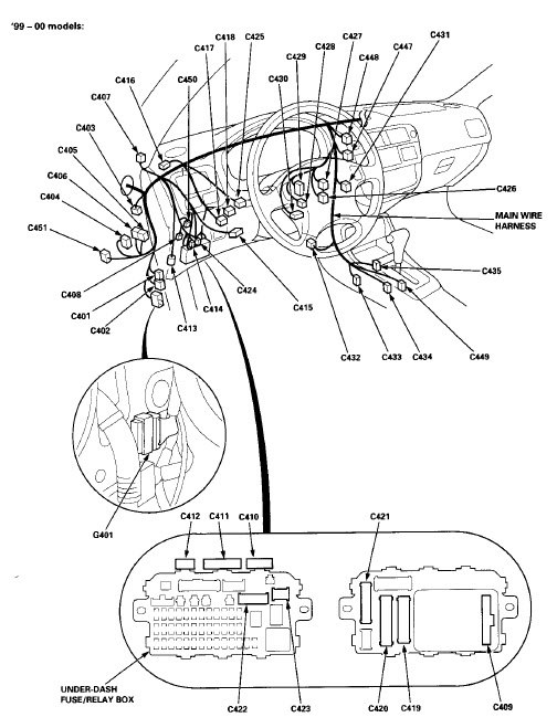 97 acura integra engine diagram