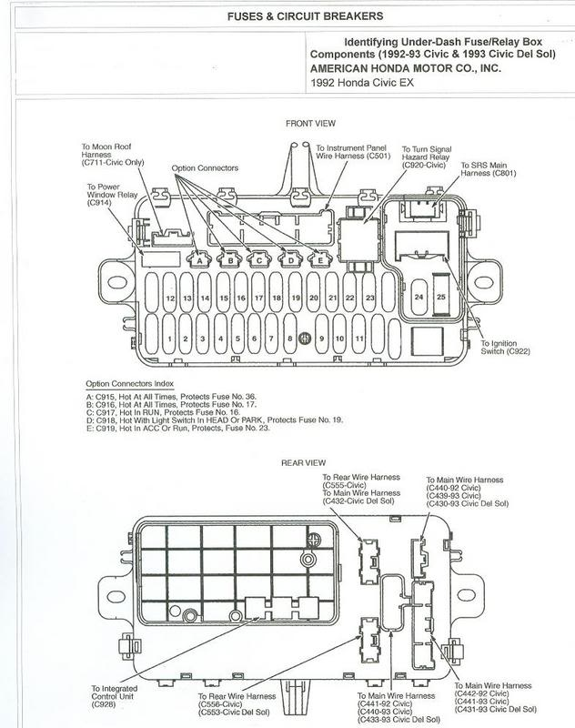 honda civic 1996 spark plug wiring diagram