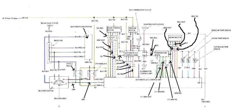 1991 civic wiring diagram