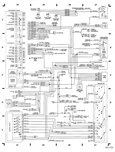 91 civic wiring diagram