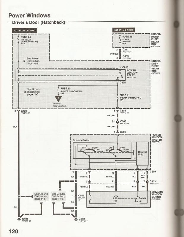 02 Rsx Window Wire Diagram Wiring Diagram