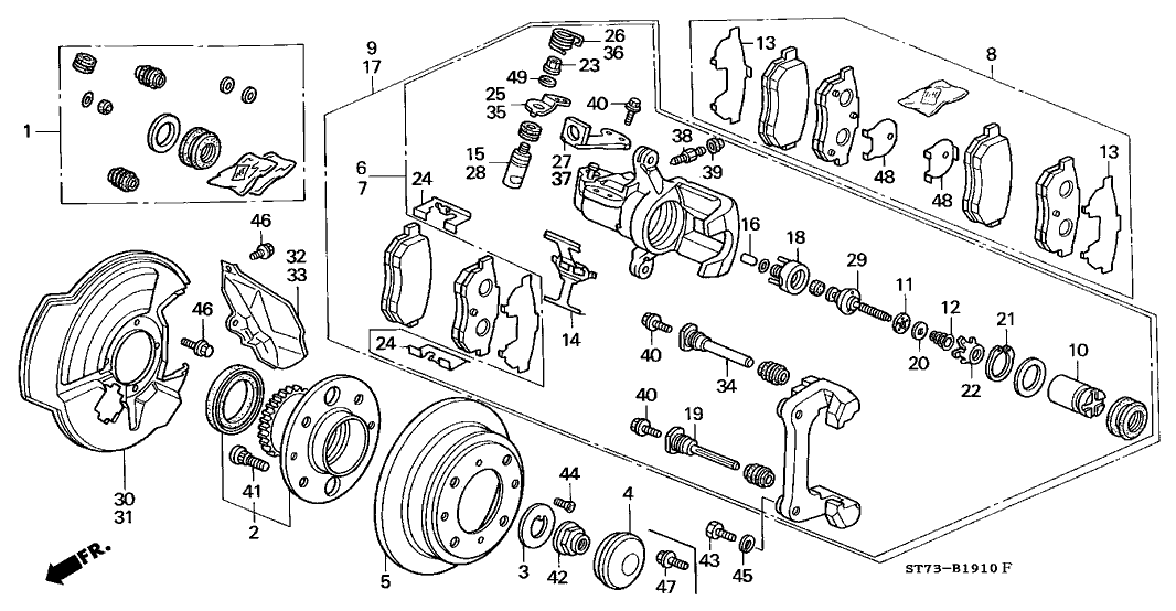 smart car engine mounts