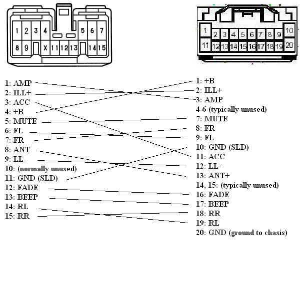 cd wire harness diagram deck