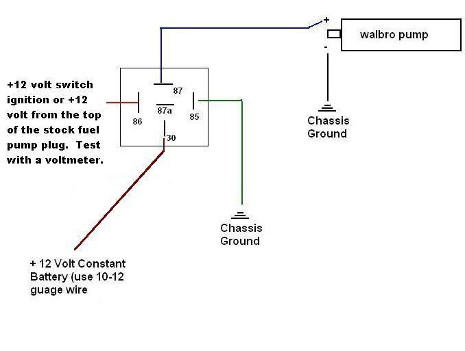 Fuel Pump Wiring - 1215tramitesyconsultas \u2022