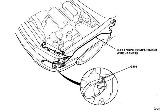 1997 honda accord tail lights wiring diagram