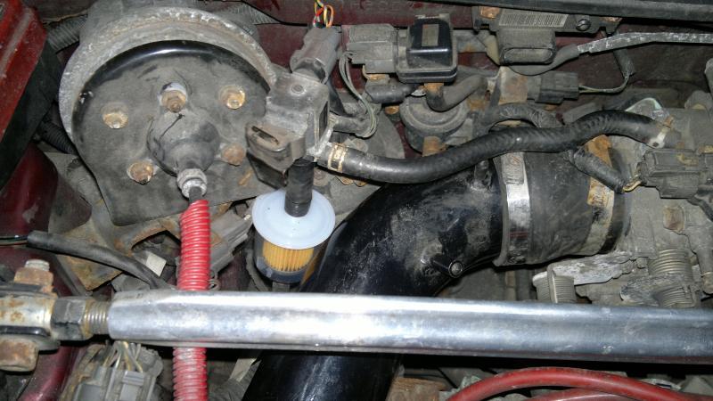 2000 honda prelude fuel filter