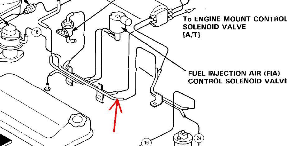 1994 Honda Accord Fuel Pump Wiring Diagram - Somurich