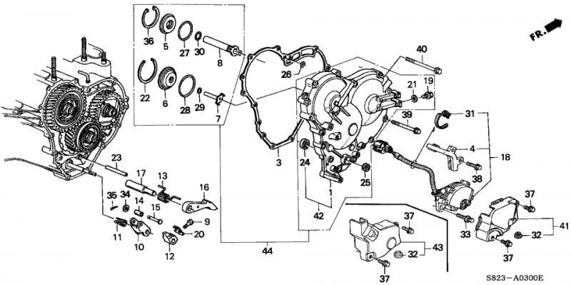 Groovy Fuse Box Diagram Honda Accord 1998 200392 00 Honda Acura Engine Wiring Digital Resources Jebrpkbiperorg