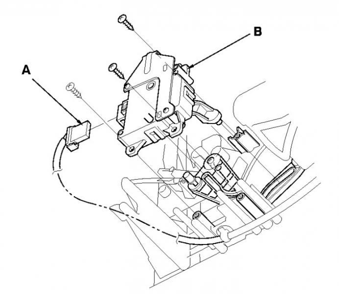 mercedes 500sec Motor diagram