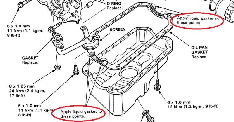 2008 honda element engine diagram