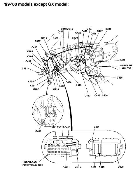 00 civic wiring diagram