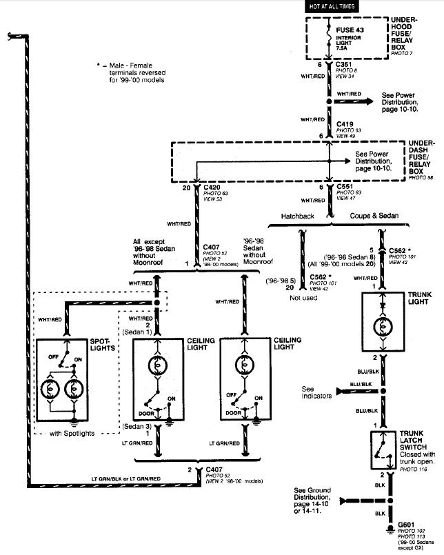 2000 honda civic alarm install