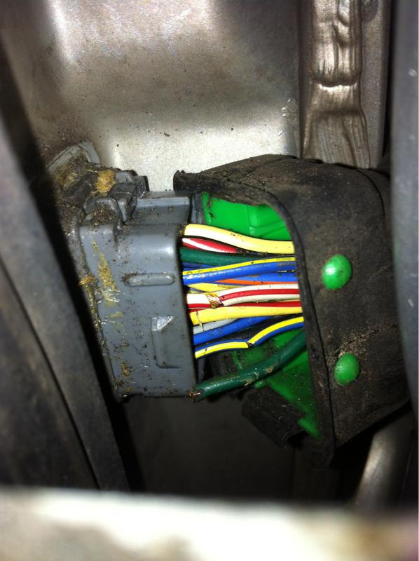 Broken wires at driver\u0027s door Fix? - Honda-Tech - Honda Forum