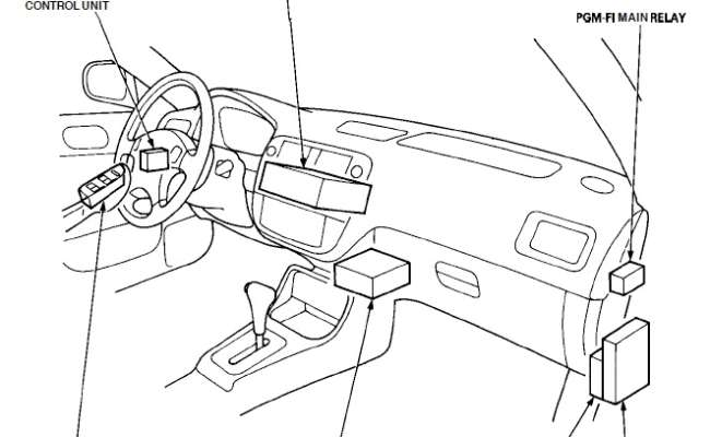 sf13b3000a 91 Acura Integra Transmission