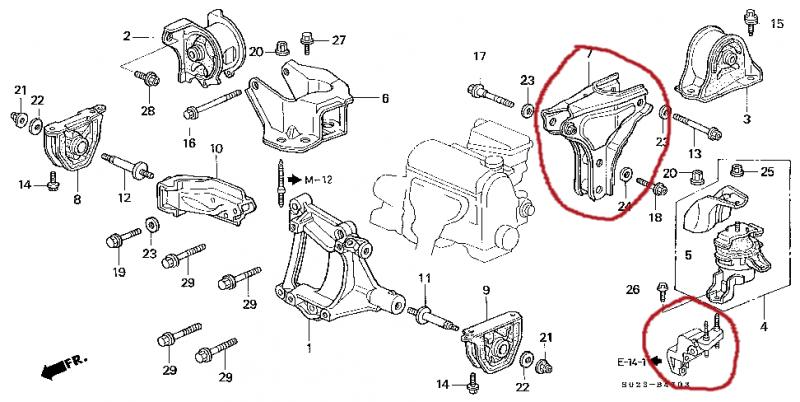 b18c type r wiring harness