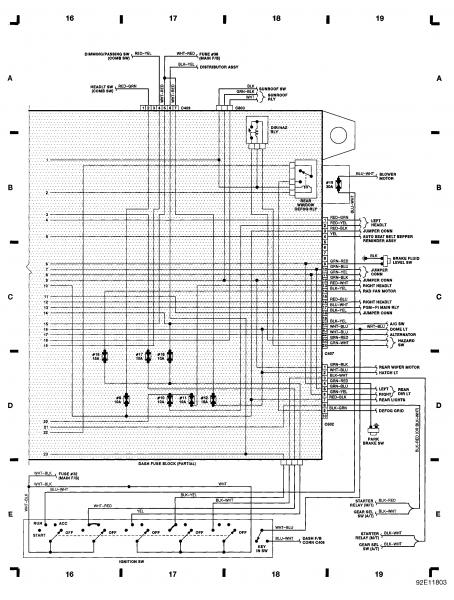 1988 toyota 3 0 Motor diagram