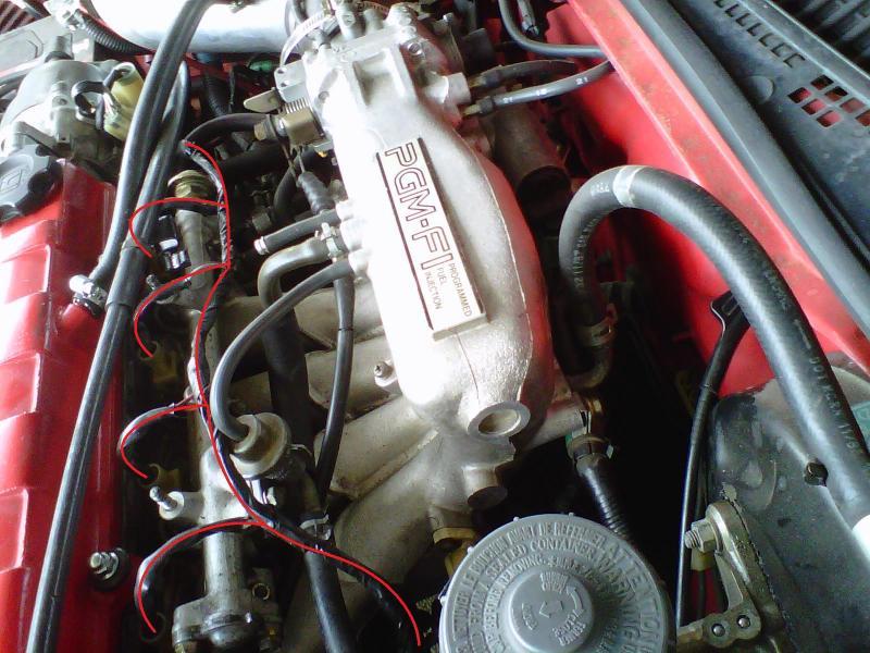 zc fuel injector wiring harness!? - Honda-Tech - Honda Forum Discussion