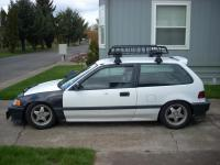 roof racks??? for a ef??? - Honda-Tech