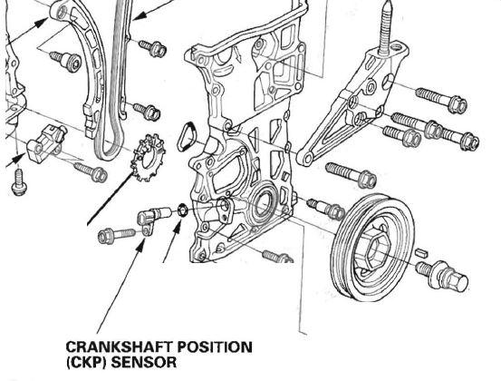 2013 honda cr v engine diagram