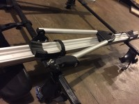 400XT Thule roof rack + Bike Carriers + Fairing + 96 Civic ...