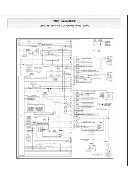 S2000 WIRING DIAGRAM - Auto Electrical Wiring Diagram