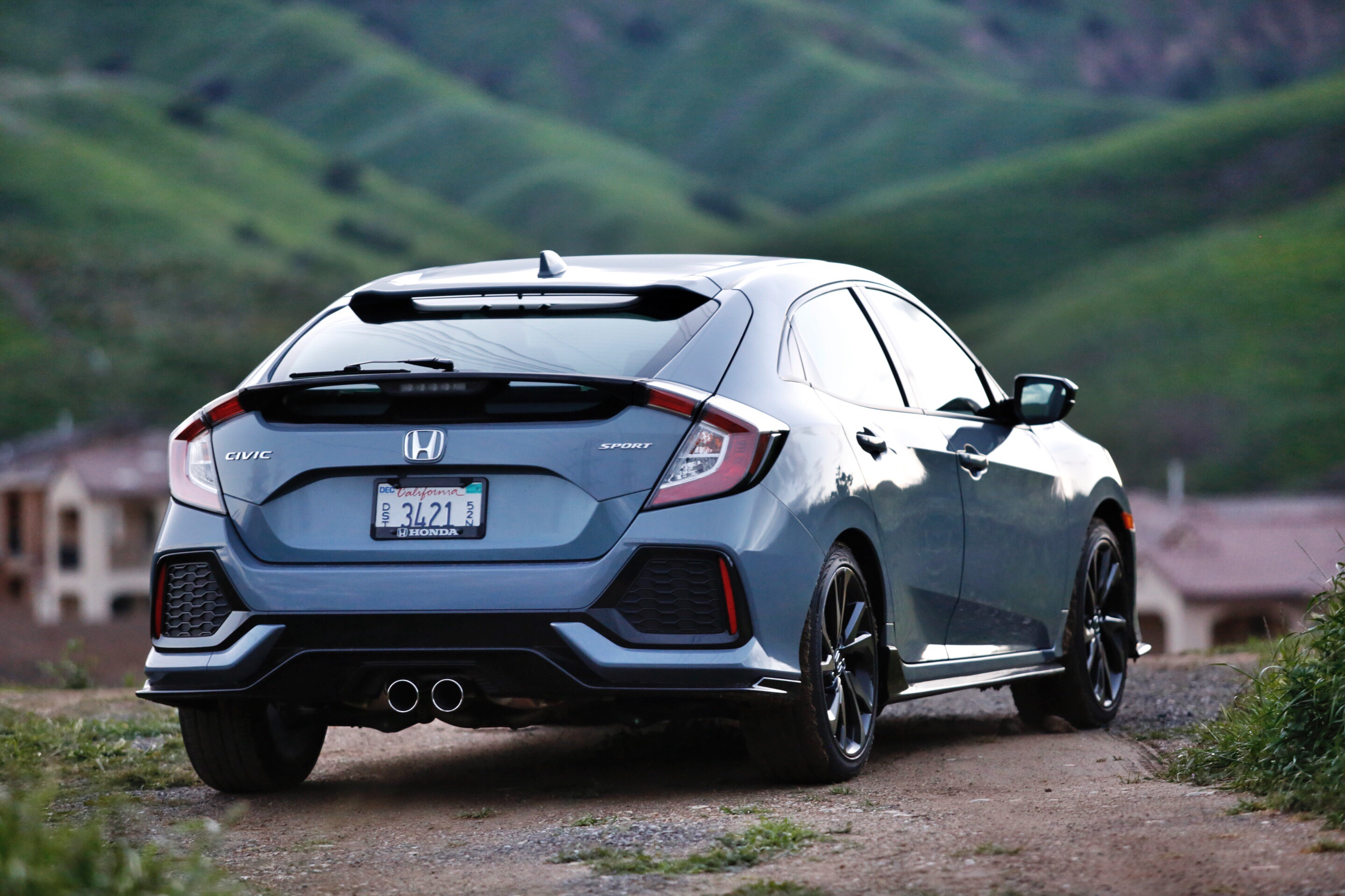 New Civic 2017 2017 Honda Civic Hatchback Sport 12 Honda Tech
