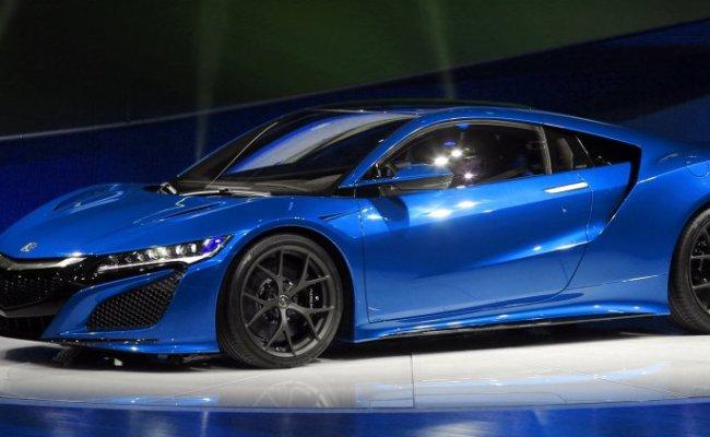 2016-honda-nsx-acura-blue-super-car-hybrid-sport- Acura Of Valencia