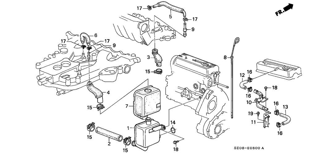 1990 honda prelude wiring harness