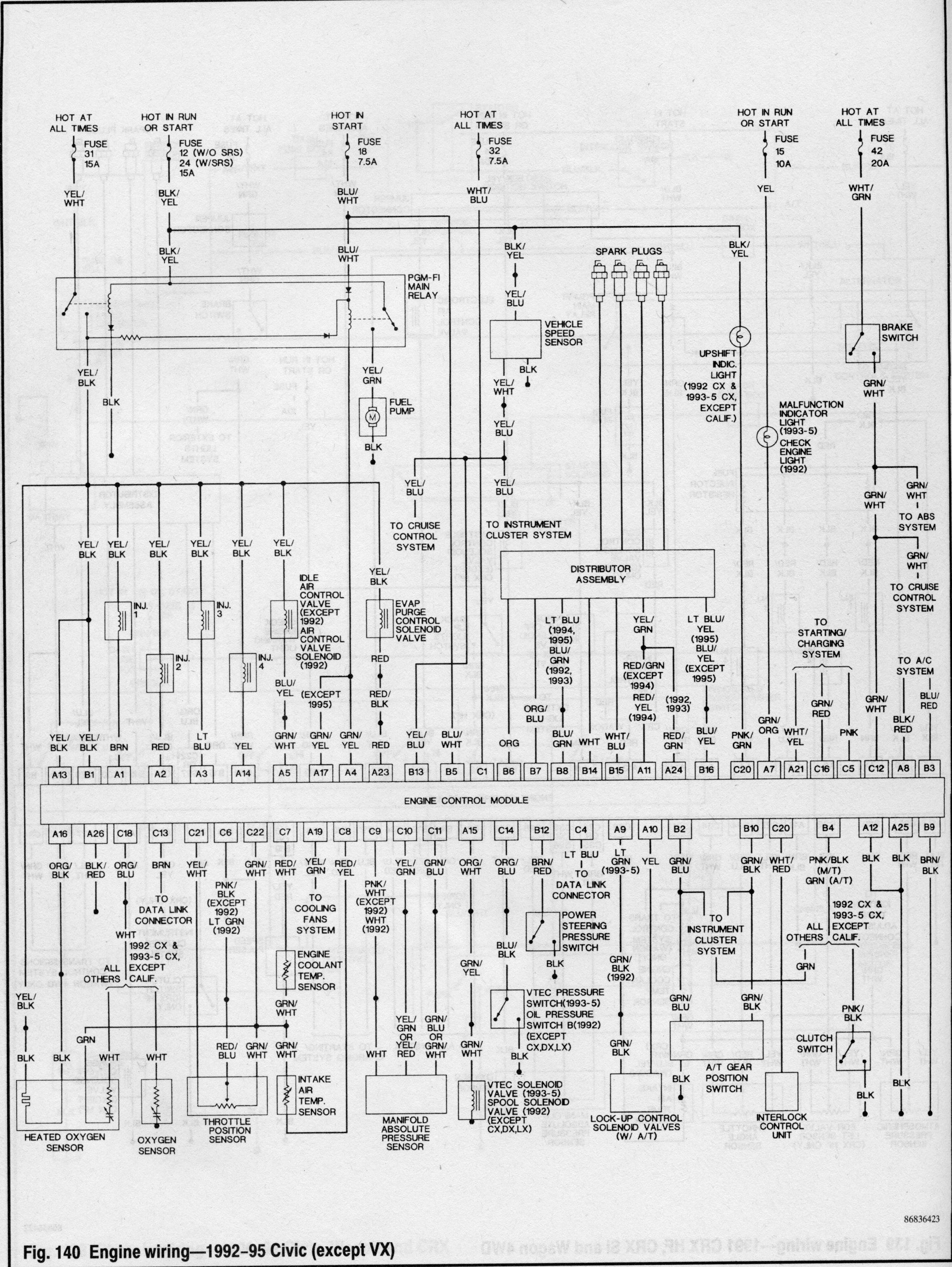 dc2 gsr engine wiring diagram