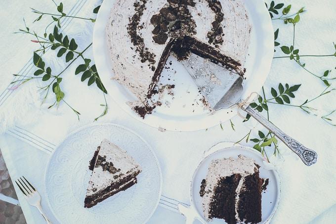 Cookies and Cream Cake-5