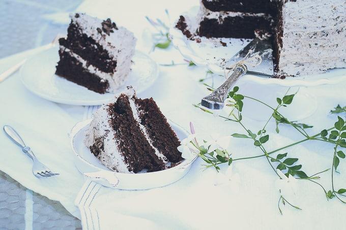 Cookies and Cream Cake-7