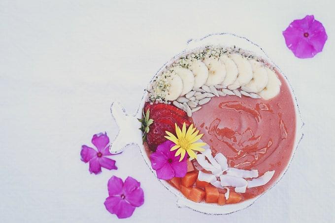 strawberry-papaya-smoothie-23
