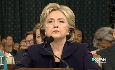clinton testify