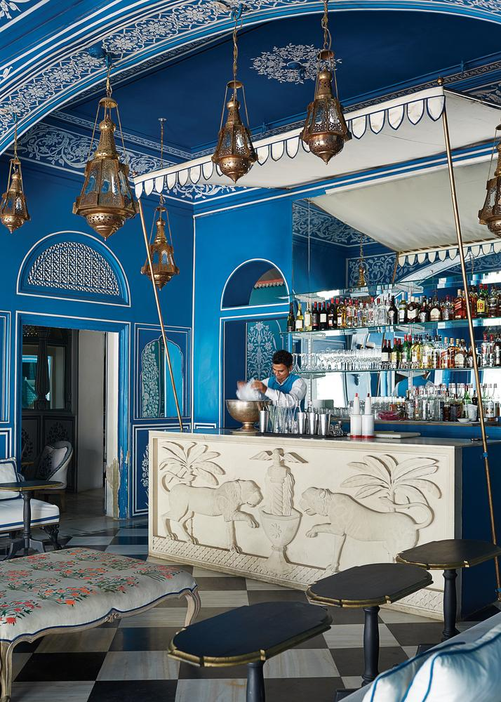 Electric Wallpaper 3d Bar Palladio In Jaipur India Honestly Wtf