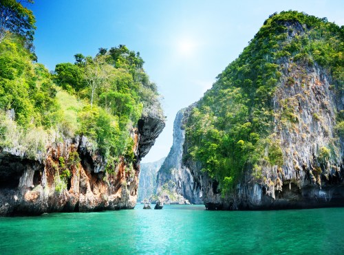 Thailand is a beautiful country with mesmerizing beaches. Culture ...