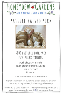 Pasture Raised Pork - Vertical