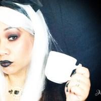 Halloween Makeup - Dark Gothic Alice In Wonderland