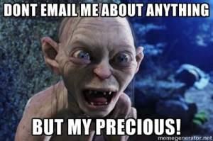 CASL email meme