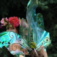 Meet Thimble Nimble Feet, a Woodland fairy…