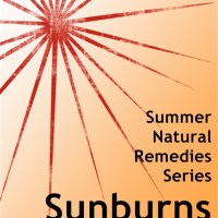 Natural Remedies for Summer: Sunburns