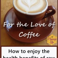 Raw Milk Benefits In Your Coffee