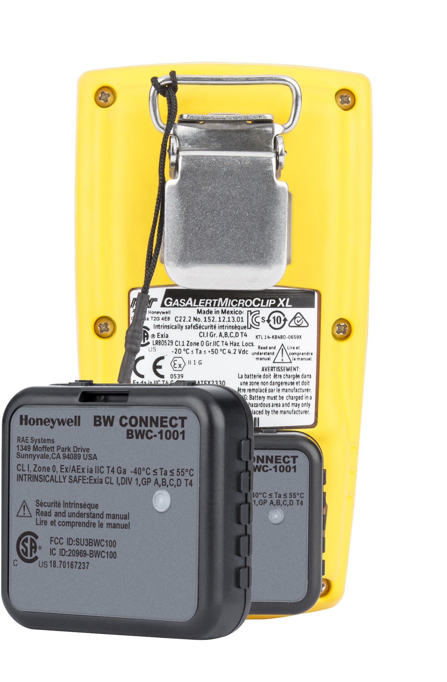 Connect Wc Honeywell Bw Connect For Wireless Gas Detection