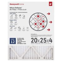 3 Filter Bundle of Honeywell CF200A1016 4-Inch Ultra ...